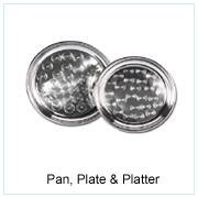 Pan, Plate & Platter