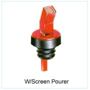 W/Screen Pourer