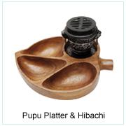 Pupu Platter & Hibachi