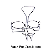 Rack For Condiment