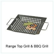 Range Top Grill & BBQ Grill