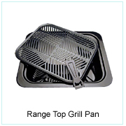 RANGE TOP GRILL PAN