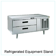 Refrigerated Equipment Stand