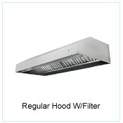 Regular Hood W/Filter