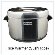 Rice Warmer (Sushi Rice)