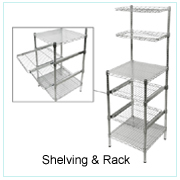 Shelving & Rack
