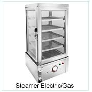 Steamer Elec/Gas
