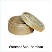 Steamer Set-Bamboo