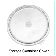 STORAGE CONTAINER COVER