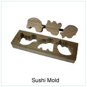 Sushi Mold