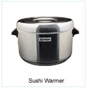 Sushi Warmer