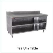 Tea Urn Table