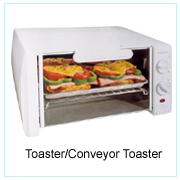 Toaster/Conveyor Toaster