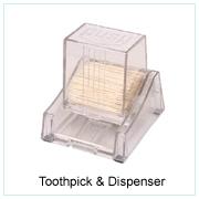 Toothpick & Dispenser