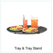 Tray & Tray Stand