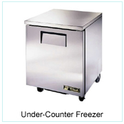 Under-Counter Freezer