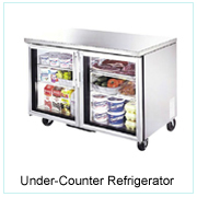 Under-Counter Refrigerator