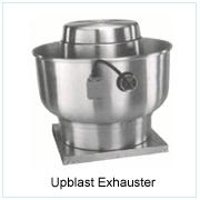 Upblast Exhauster