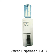 Water Dispenser H & C