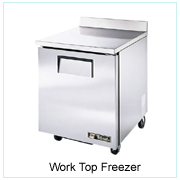 Work Top Freezer