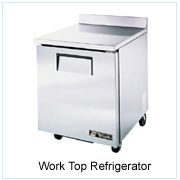 Work Top Refrigerator